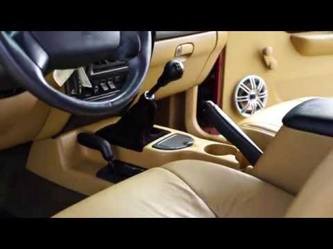 Davis AutoSports CHEROKEE XJ FULL INTERIOR VIDEO - RESTORED VIDEO 2 OF 4