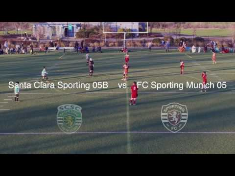 05B Santa Clara Sporting vs FC Sporting Munich 05