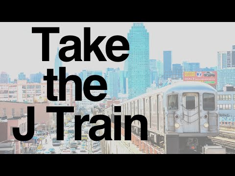 Take the J Train - Brian Woodbury/Variety Orchestra