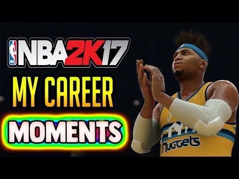 NBA 2K17 MYCAREER EPIC MOMENTS! #TBGAMING (NBA 2K17 MY CAREER GAMEPLAY)