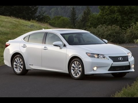 Lexus es 300h 2013