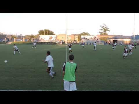 Jacksonville College Men´s soccer at Mississippi 10-01-2016 / 1