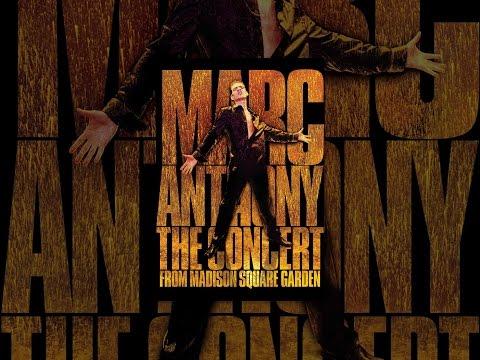 Marc Anthony Concert Tour