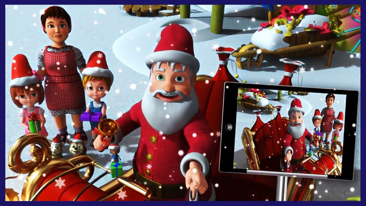 Santa Claus Is Coming To Town | Santa Songs | Christmas Songs For Children | Christmas Special ...