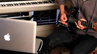 Apogee Gio Review - USB Guitar Interface - Garageband 09 / Logic Pr...