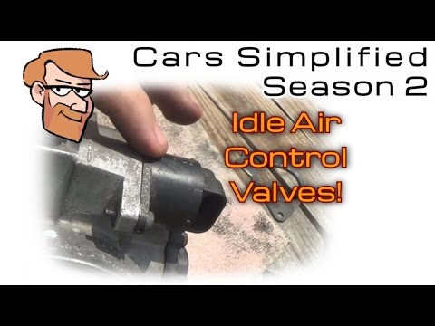How an Idle Air Control Valve Works • Cars Simplified