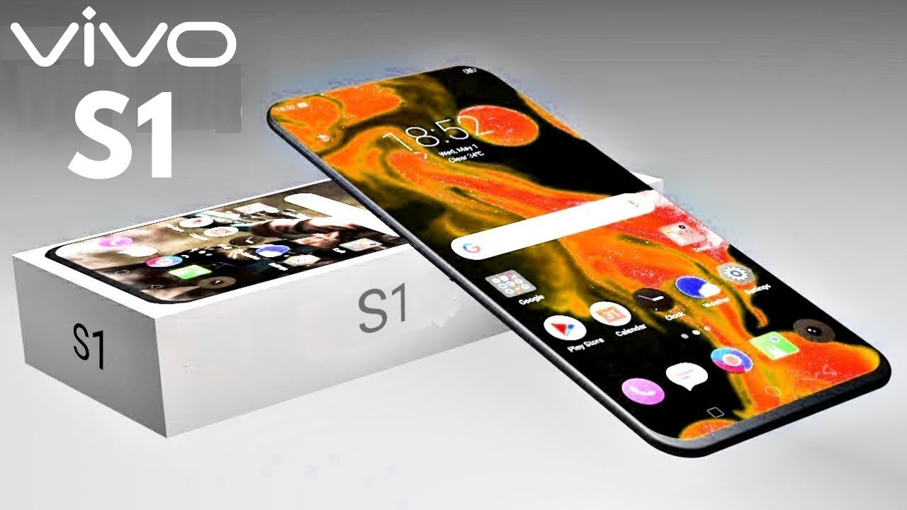Vivo S1 - 50 MP Camera, 5G, Android 9.0 Pie, Specs And Price, Hands-on (Concept)