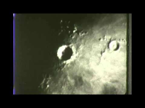 Encyclopedia Britannica: The Moon - 1936