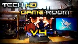 (Late 2015) Tech HD Game Room V4