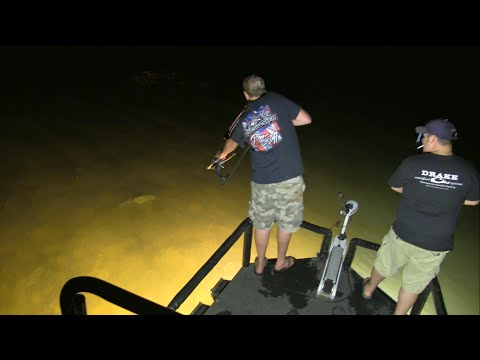 Bowfishing Summer Nights Wheatland Productions