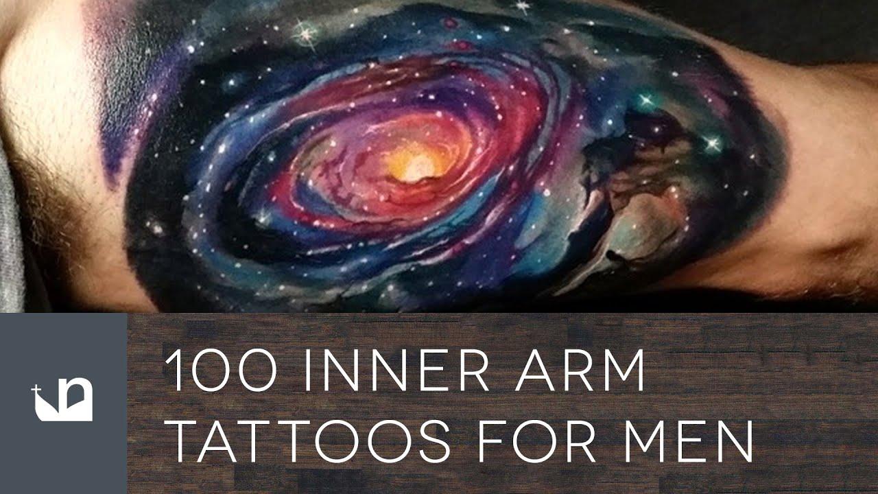 100 Inner Arm Tattoos For Men