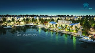 Dự án đất nền Biên Hòa New City Đồng Nai - Nhà Đất TV
