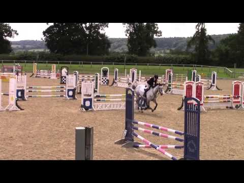 McFee : BSJA British Novice at Field House : ridden Mary Kate Rylands : 2 August 2015