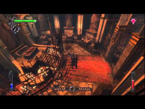 Castlevania Lords of Shadow Reverie DLC Chapter 13-3 Founders' Quarters (pt.1of5)