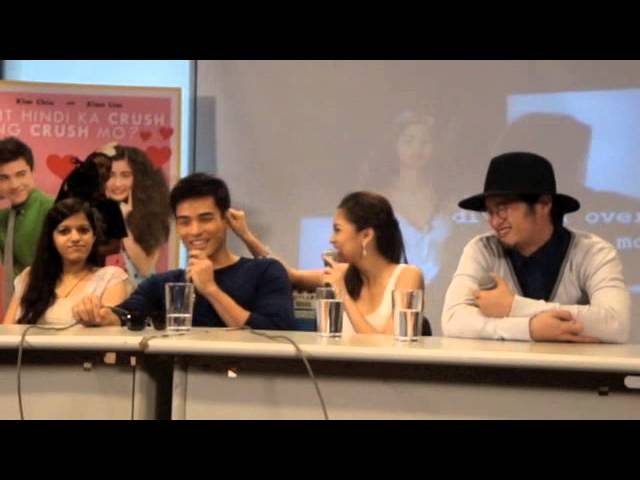 Kim Chiu, Xian Lim and Kean Cipriano  (Part 3) Travel Video