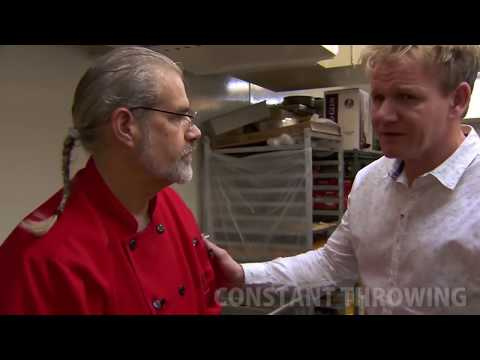Gordon Ramsay's Scallops DESTROY Head Chef