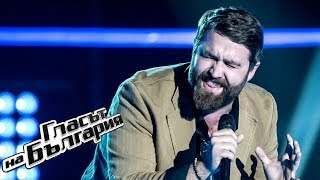 Daniel Peev – Zombie | Blind Auditions | The Voice of Bulgaria 2019
