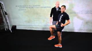 Performance Running Exercises - Runner Pulls
