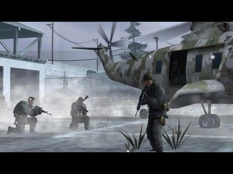 SOCOM: U.S. Navy SEALs Fireteam Bravo 3 Sony PSP Trailer - Launch Trailer