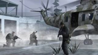 SOCOM: U.S. Navy SEALs Fireteam Bravo 3 Sony PSP Trailer - Launch Trailer