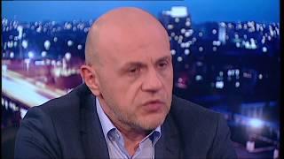 """Томислав Дончев в """"ДЕНЯТ с В.Дремджиев"""", 28.5.18, TV+ и TV1"""