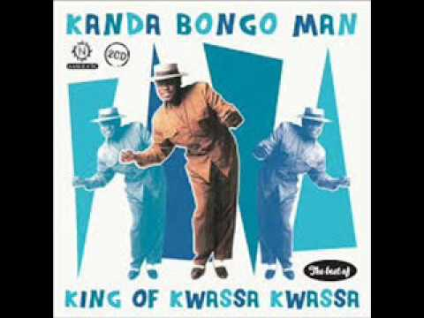 Kanda Bongo Man The Bst Of King of Kwassa Kwassa - 'Sai' Congolese Soukous