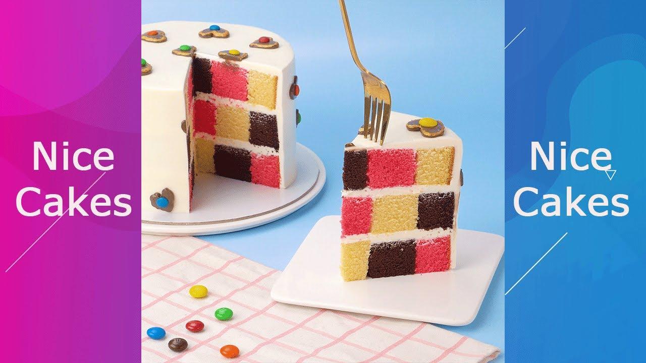 So Yummy Chocolate Heart cake Decorating #Yumupcakes