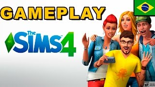 THE SIMS 4 DELUXE GAMEPLAY COM TODAS DLC