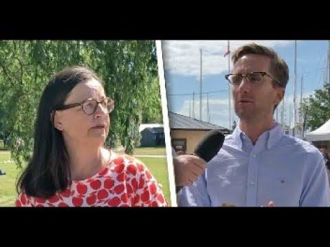 Anna Ekström Och Isak Skogstad Om Ordningsomdömen