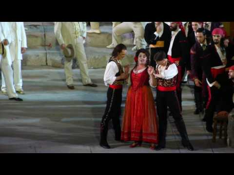 Carmen - Habanera - Arena di Verona 2016
