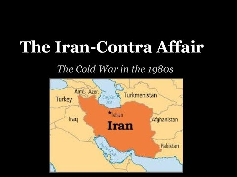 The Iran-Contra Affair