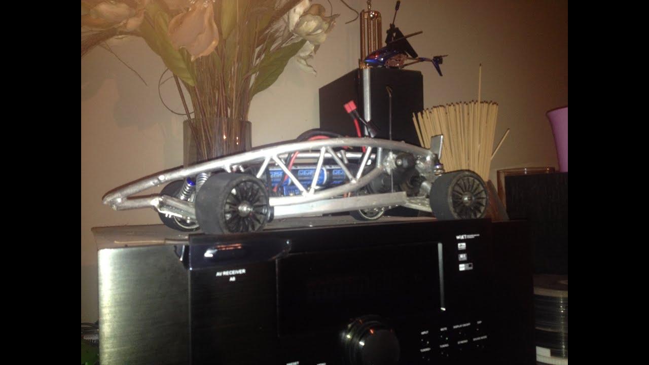 Custom Build Scale Rc Drift Radio Control Car Homemade
