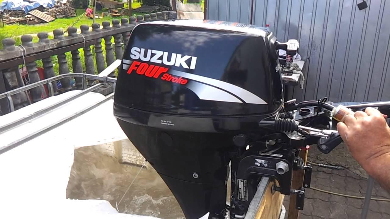 Suzuki 6hp 4 stroke outboard motor for Suzuki 2 5 hp 4 stroke outboard motor