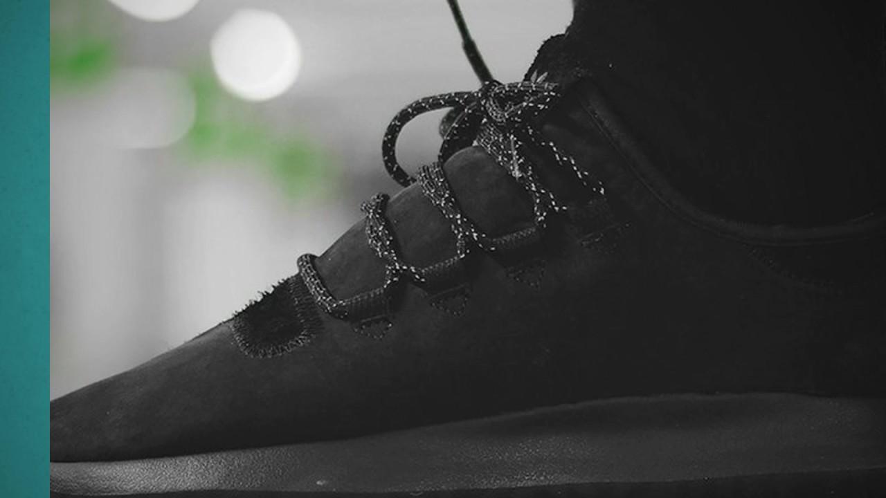 adidas tubulare ombra (nucleo nero) su youtube