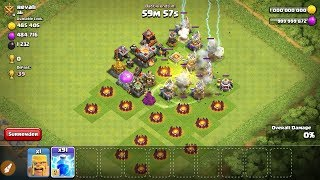 Clash of clans |- UNLIMITED spell ATTACK.
