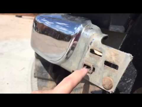 how to replace remove lower front bumper gmc sierra youtube2006 Gmc Sierra Front Bumper Diagram #14