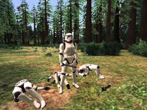 The Droid Awakens - Star Wars Scene Maker
