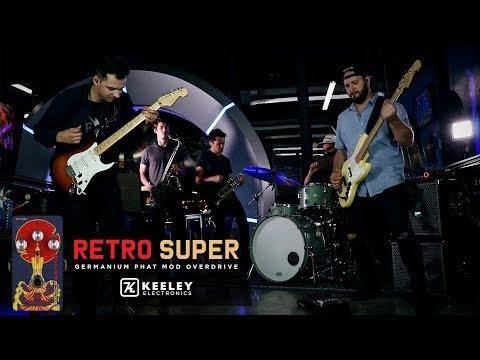 Keeley Electronics - Retro Super Germanium Phat Mod Overdrive