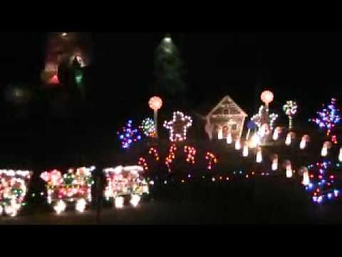 Turner Family Christmas Lights Greer SC YouTube - Christmas Lights In Sc