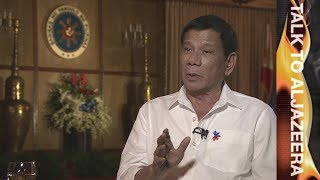 Duterte on US relations: 'No more military exercises' | Talk to Al Jazeera