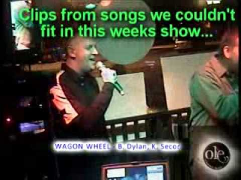 Weird Owl Karaoke TV show Ole 2