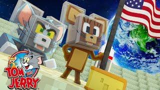 Minecraft: O RATO ASTRONAUTA ! #10 ( TOM E JERRY )