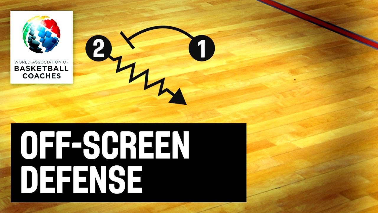 Off-screen defense - Aleksandar Dzikic