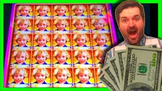 MY BIGGEST LIVE STREAM WINNING Streak At The Casino!! I CANT STOP WINNING WITH SDGuy1234