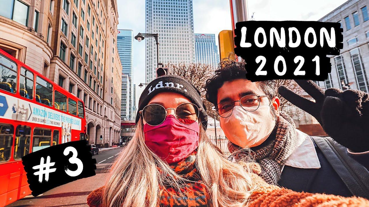 Download My Life in London 2021 - Walking in London Vlog 3