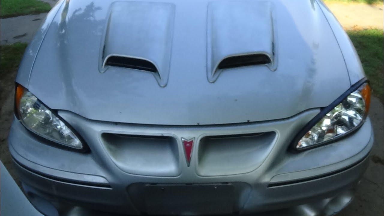 Pontiac Grand Am Alternator Change