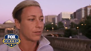 Wambach clarifies comments about referees