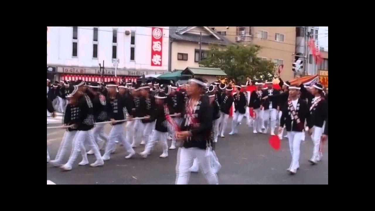 岸和田だんじり 2011年9月17日 - YouTube