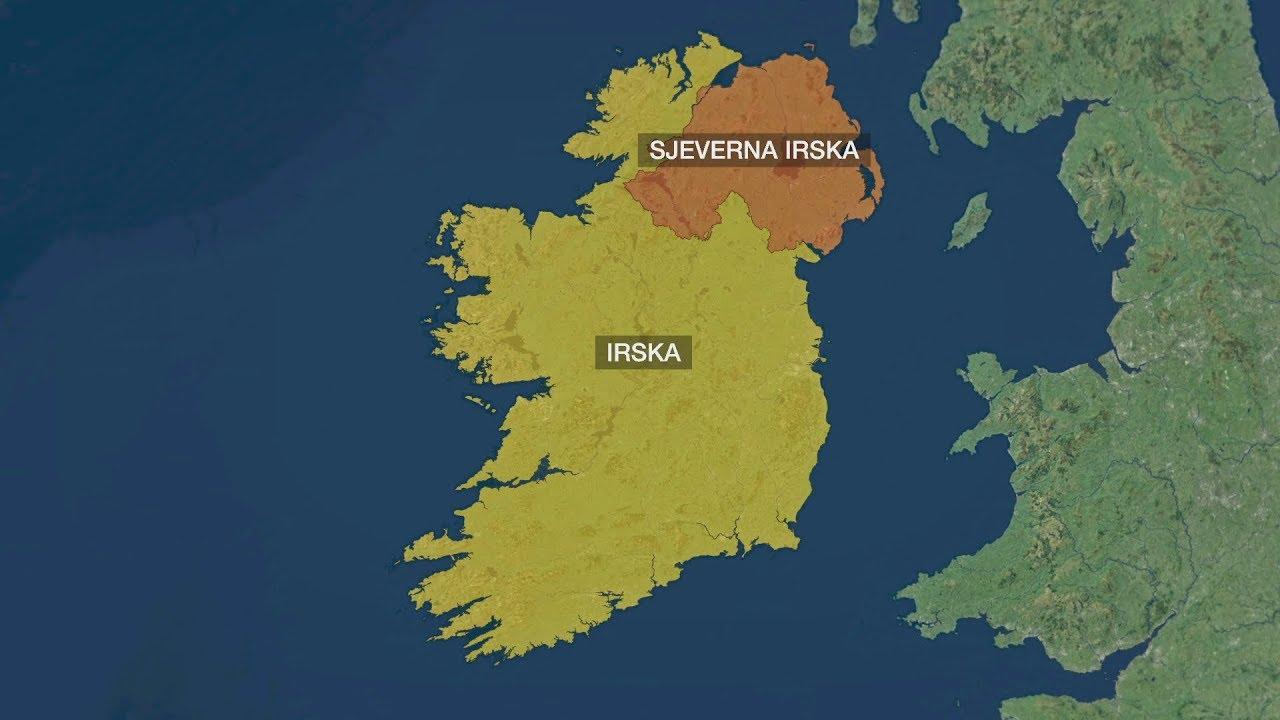 Srbija izlazi irska