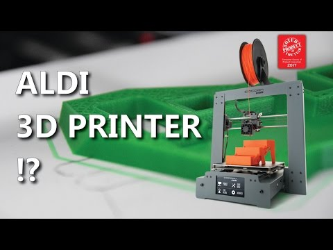 ALDI to sell 3D Printers... again!